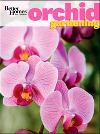 Better Homes & Gardens Orchid Gardening
