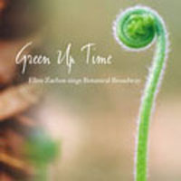 Green Up Time CD