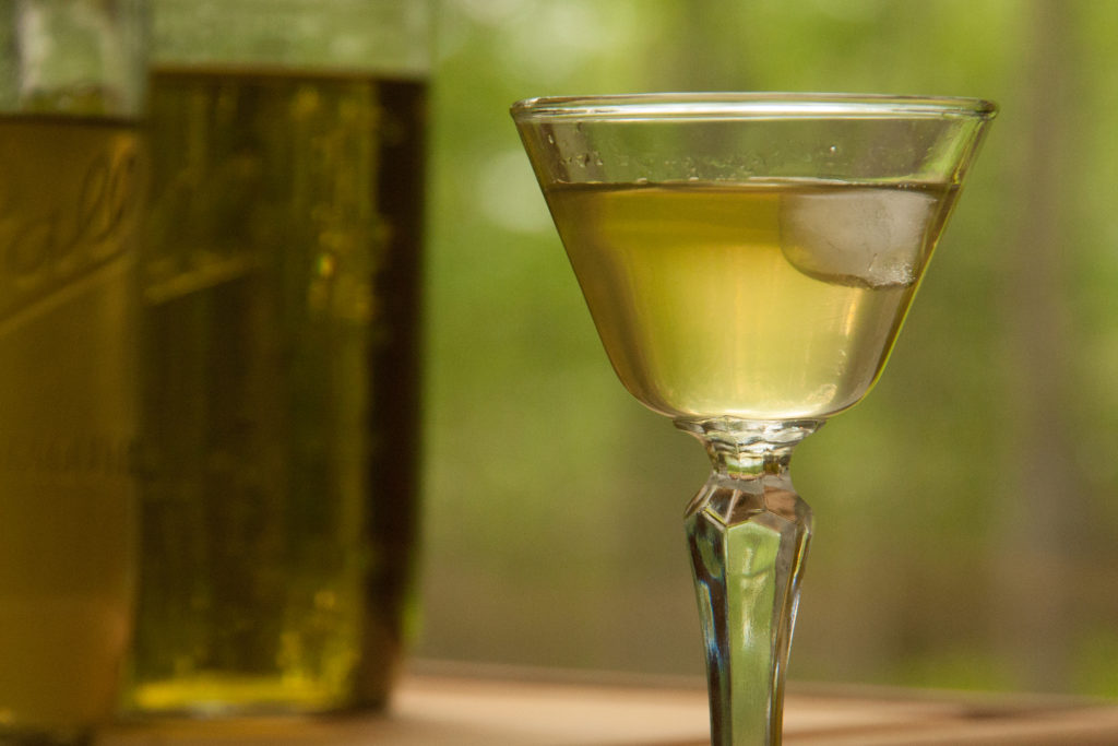 pineapple weed liqueur