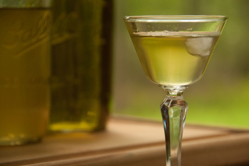 pineapple weed liqueur