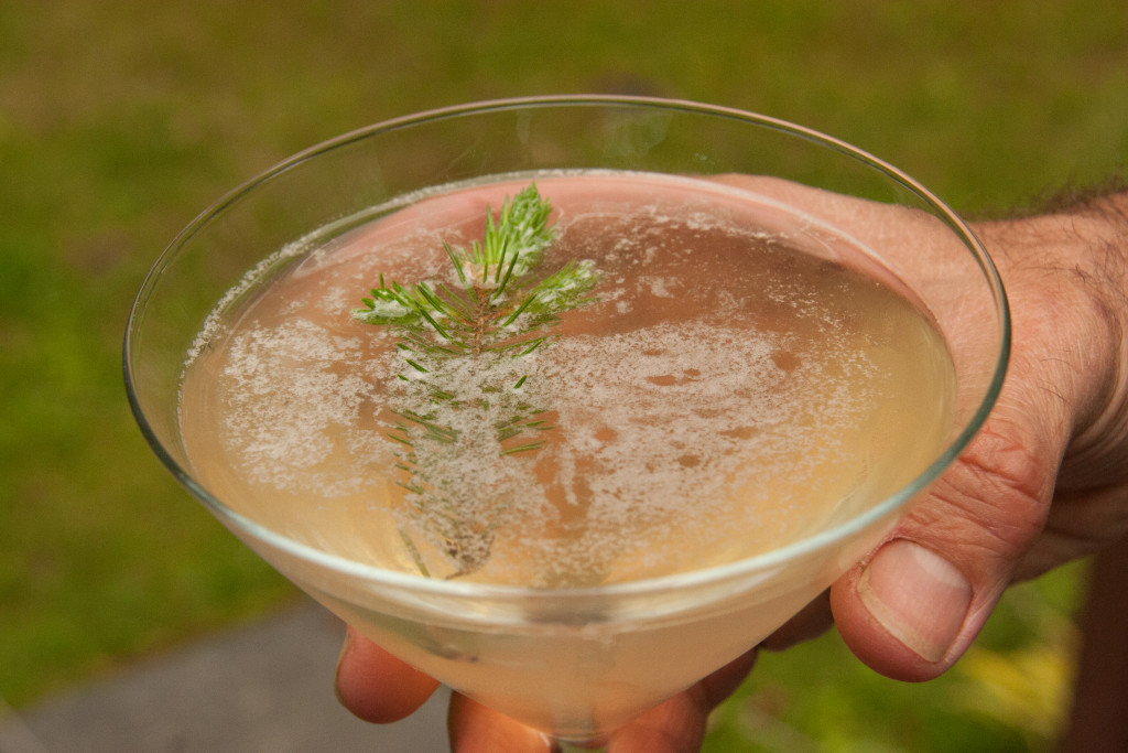 The Merry Woodsman Cocktail