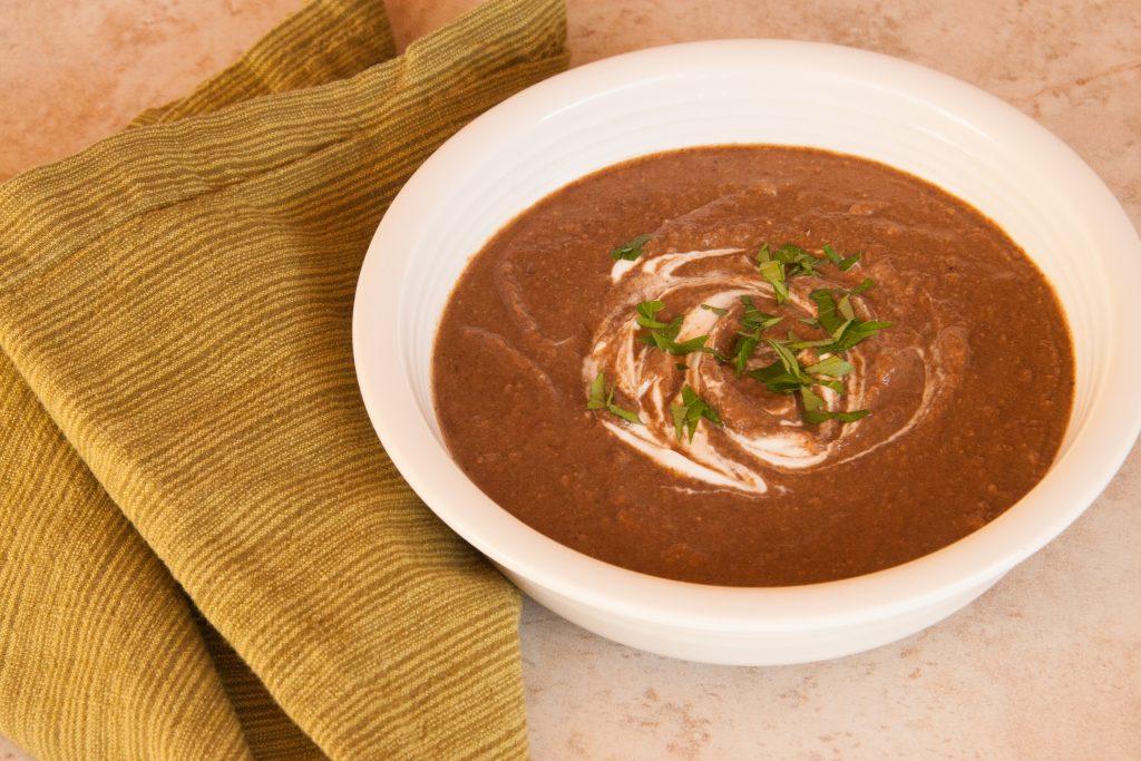 acorn mushroom soup