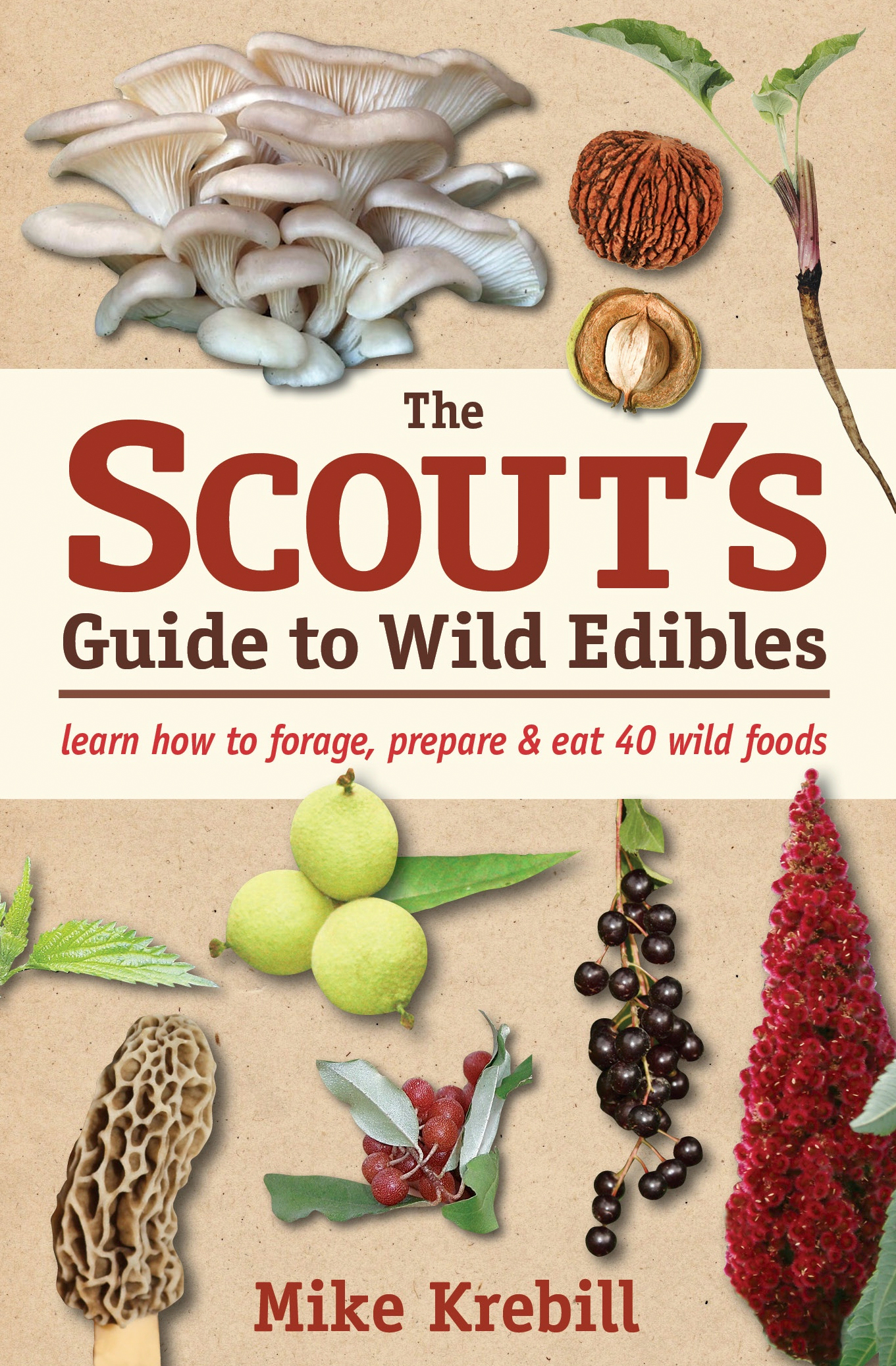 The Scout's Guide to Wild Edibles: a Book Review