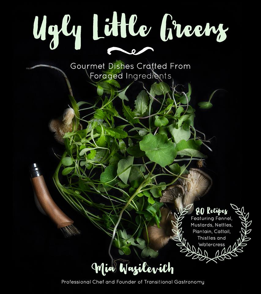 Mia's Ugly Little Greens: A Book Review