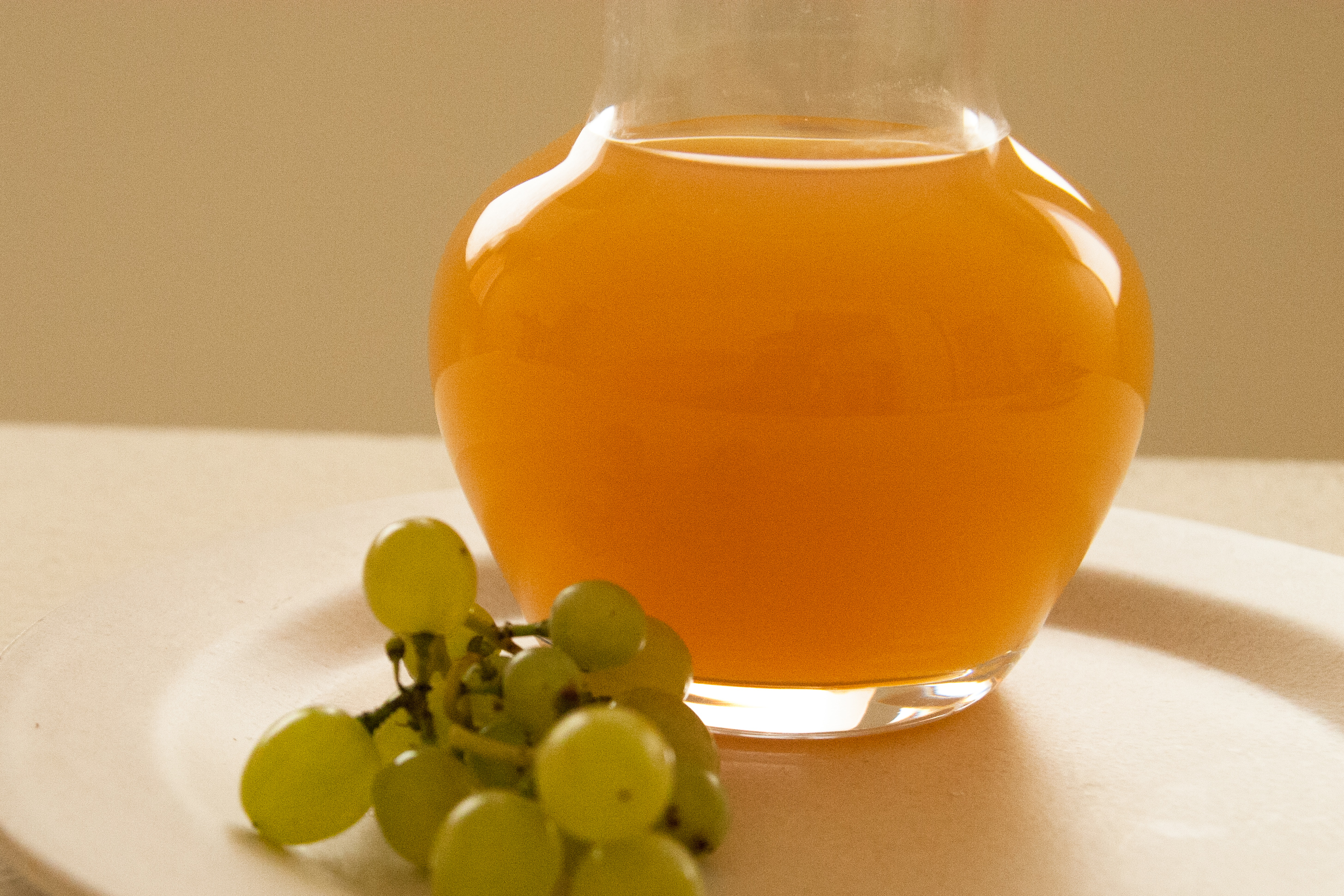 Verjuice: How to Make A Local Lemon Juice Substitute