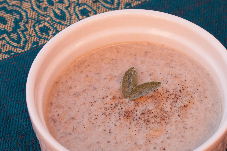 Roasted Sunchoke Soup Recipe