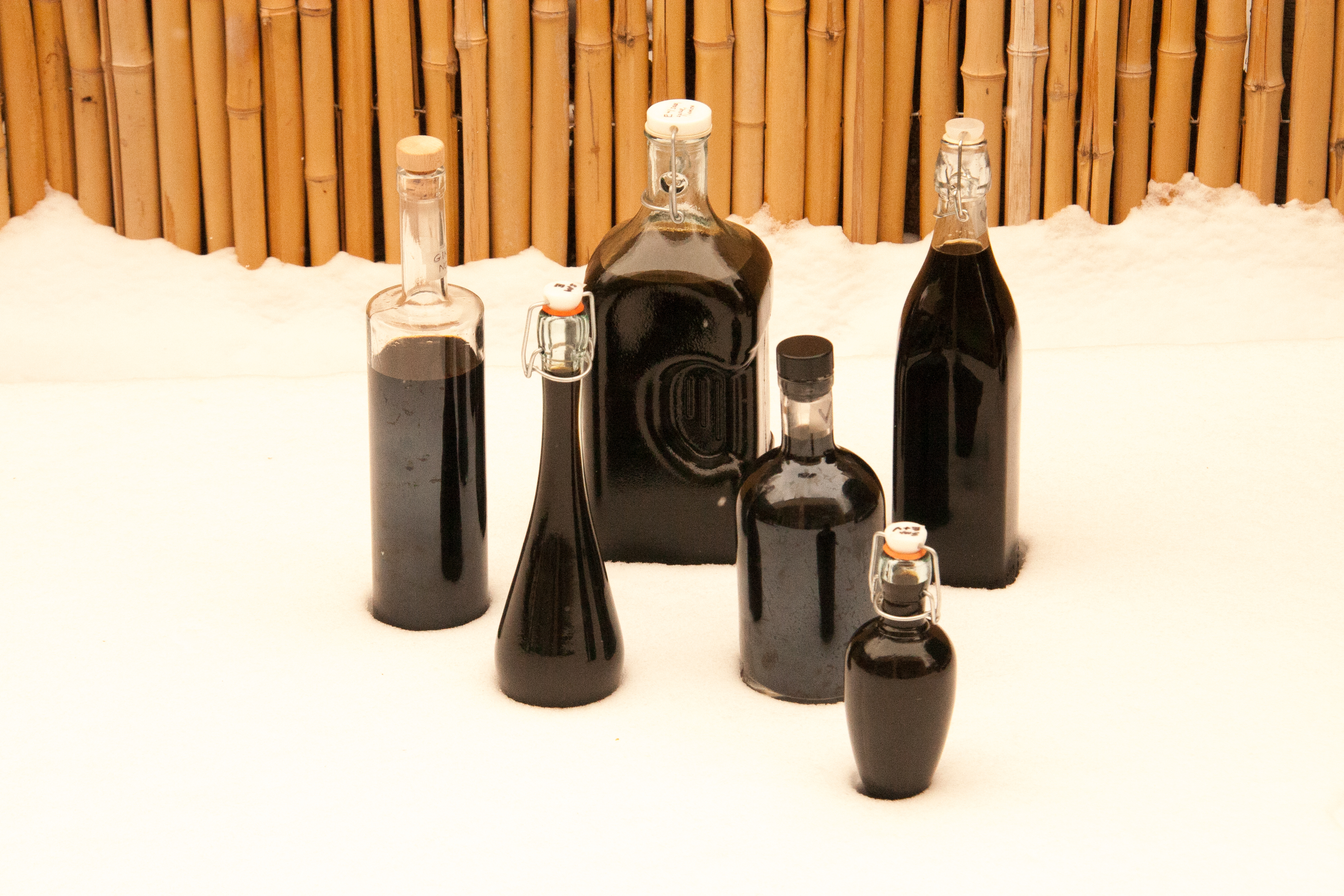 Foraged Nocino: a Delicious Liqueur Made from Unripe Nuts