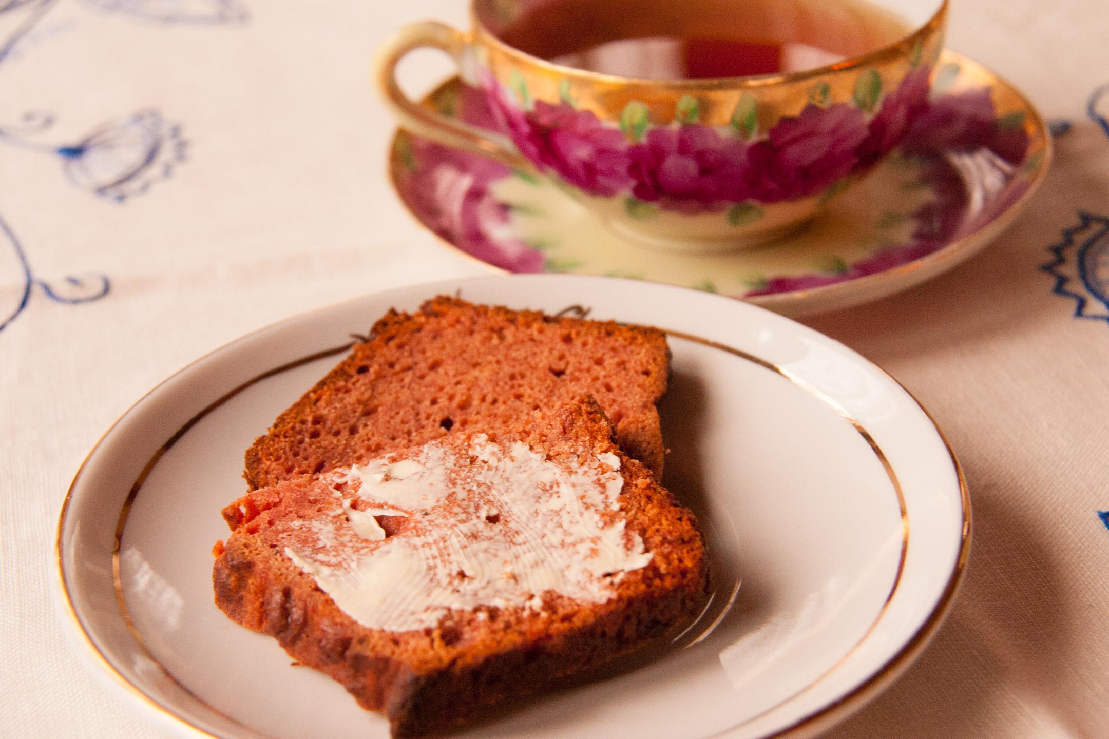 Silverberry Quick Bread: Recipe
