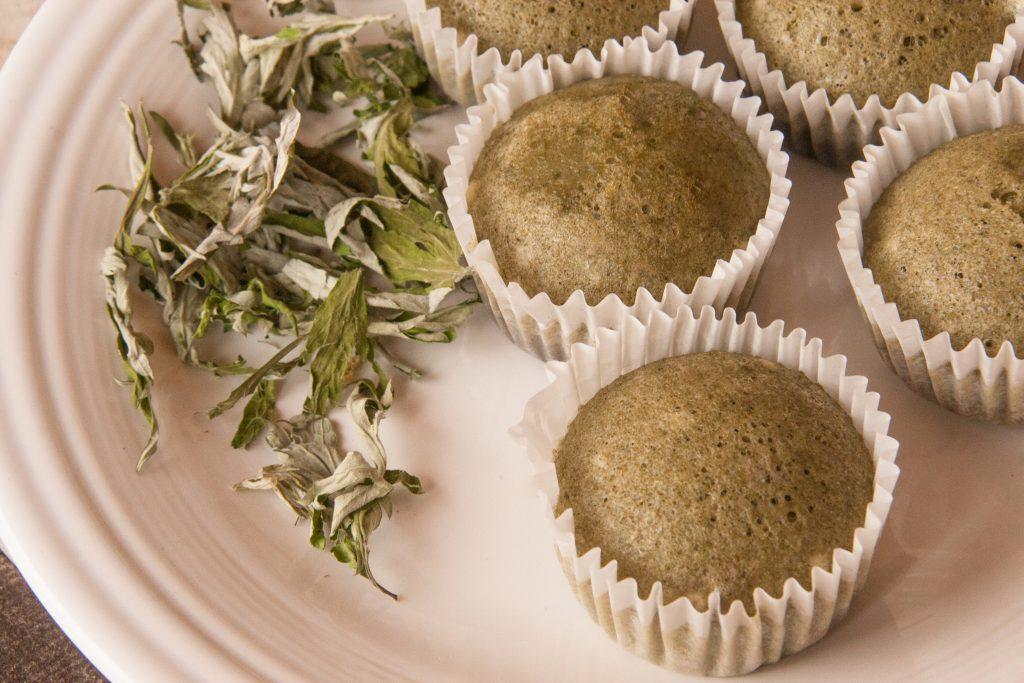 mugwort steamed buns