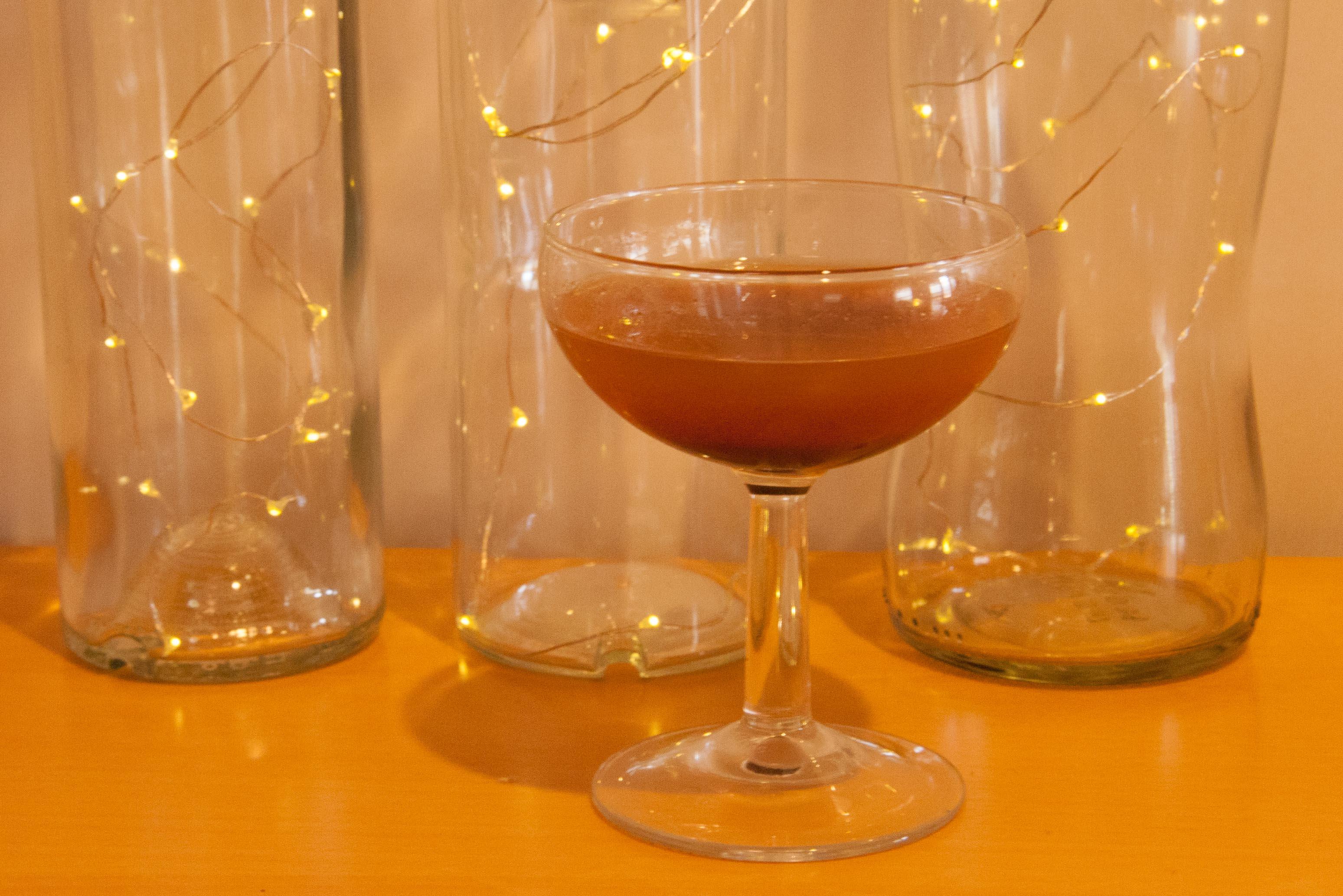 The Almond Joy: a Noyaux Cocktail