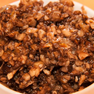 Duxelles: How to use every bit of that Delicious Foraged Fungus
